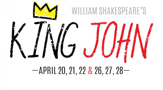 King John is Gone…