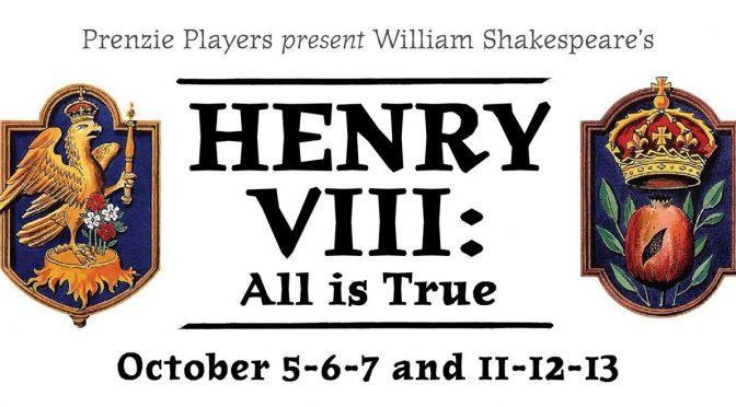 Henry VIII is History!
